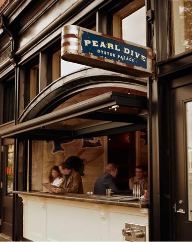 PearlDive Outside
